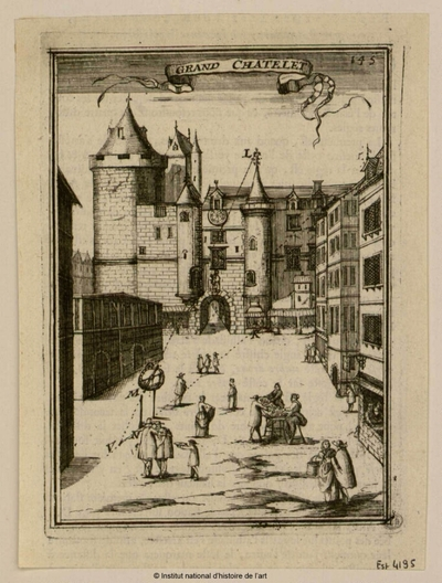Image from object titled Grand Châtelet