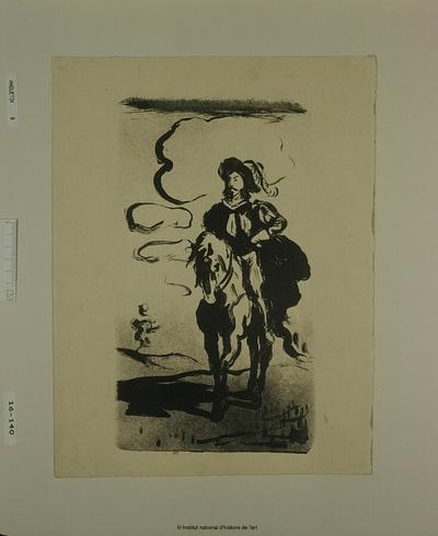 Cavalier Louis XIII