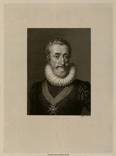 [Henri IV]; [Henri IV] : (portrait)