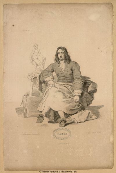 Puget; Puget : (portrait)