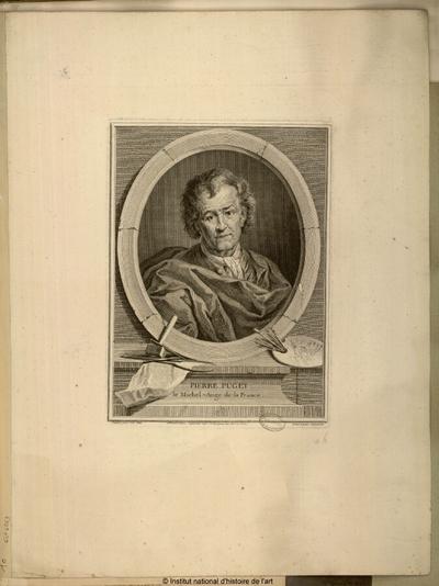 Pierre Puget, le Michel-Ange de la France; Pierre Puget, le Michel-Ange de la France : (portrait)