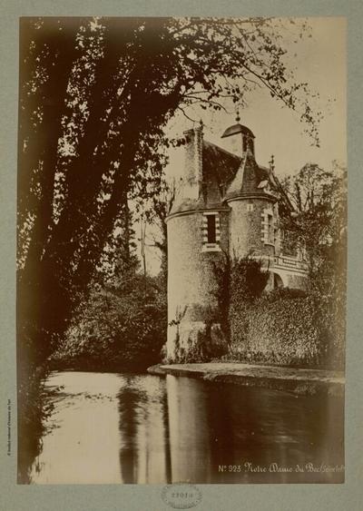 Image from object titled Notre-Dame du Bec (Seine Inférieure); Notre-Dame du Bec (Seine Inférieure) : N°923