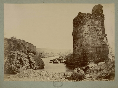 Image from object titled Alet (Aude), ruines romaines; Alet (Aude), ruines romaines : N°915