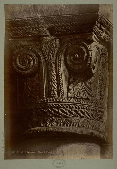 Image from object titled St Aignan (Loir & cher); St Aignan (Loir & cher) : N°195