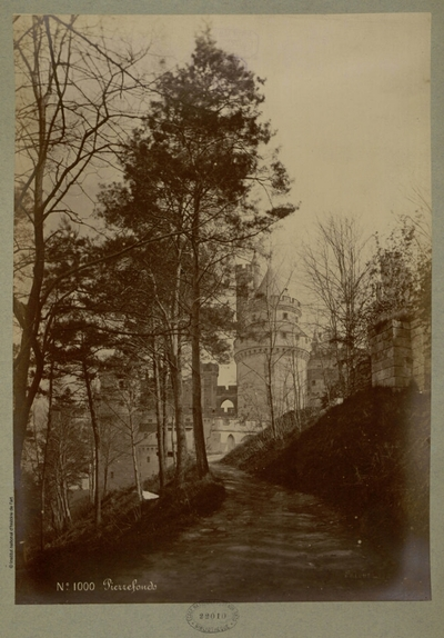 Image from object titled Pierrefonds; Pierrefonds : N°1000