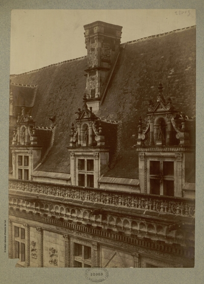 Image from object titled Château de Blois