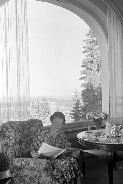 "Image from object titled Freudenstadt, ""Hotel Waldlust"""