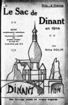 Image from object titled Le sac de Dinant en 1914 Récits scrupuleusement authentiques et rigoureusement contrôlés des atrocités commises au cours des 21-22-23-24 août 1914