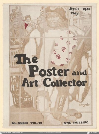 Th Poster and Art Collector. Vol. 6, No. 23
