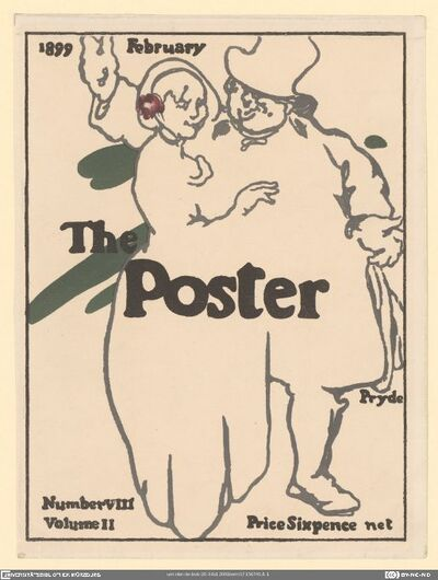 The Poster. Vol. 2, Nr. 8