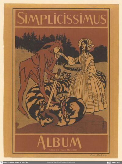 Simplicissimus-Album. H. 8