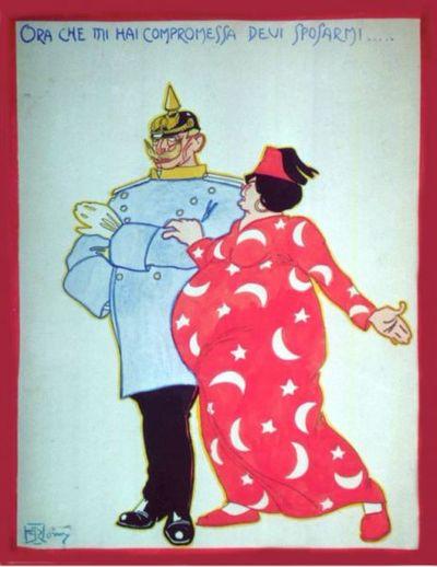 Image from object titled Ora che mi hai compromessa devi sposarmi... / R. Jonni