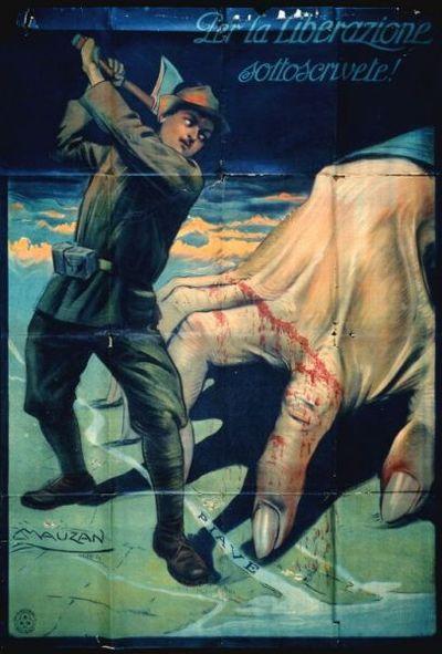 Per la liberazione, sottoscrivete!  / A. L. Mauzan