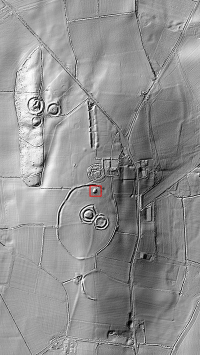 Image from object titled Mound of the Hostages, Tara (Images)