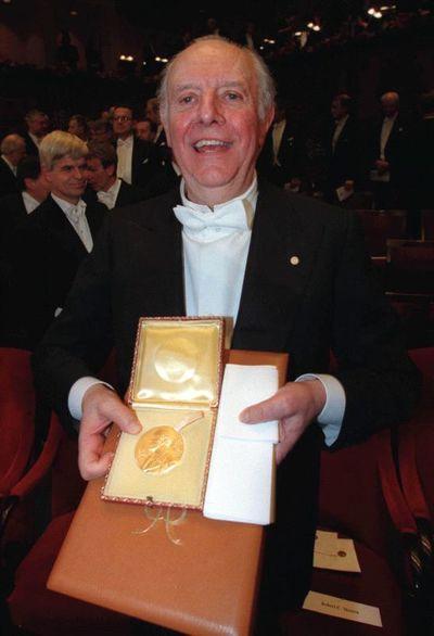 Fotografie Premio Nobel per la Letteratura - 1997