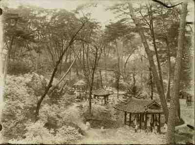 Antico parco imperiale