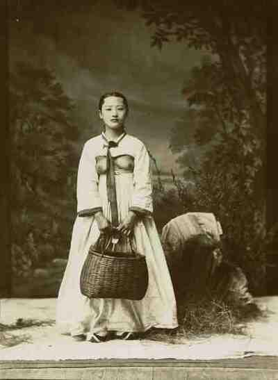 Il curioso costume delle donne coreane