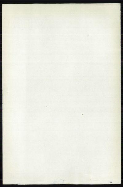 Image from object titled Folketelling 1891 - Vestre Toten - personsedler - side 3129