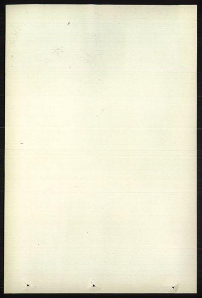 Image from object titled Folketelling 1891 - Øystre Slidre - personsedler - side 813
