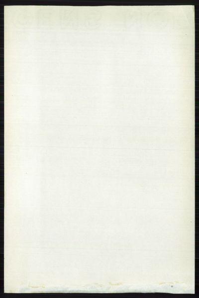 Image from object titled Folketelling 1891 - Vestre Slidre - personsedler - side 2509