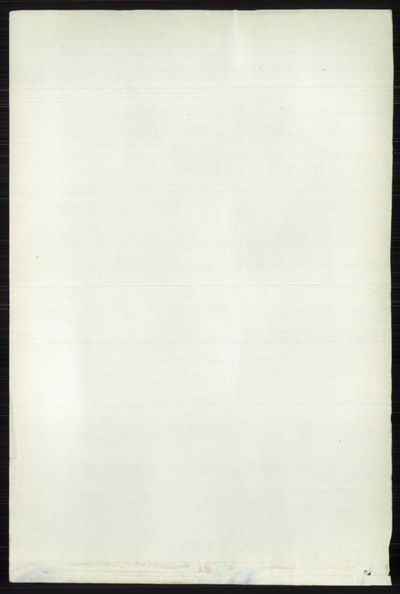 Image from object titled Folketelling 1891 - Øvre Eiker - personsedler - side 2839