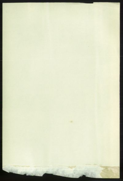 Image from object titled Folketelling 1891 - Kristiania - personsedler - side 141562