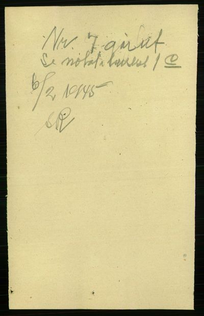 Image from object titled Folketelling 1891 - Kristiania - personsedler - side 153872