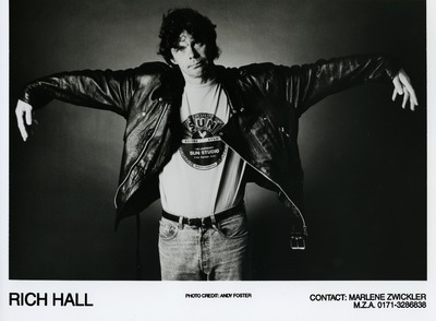 Promotional Photograph of Rich Hall