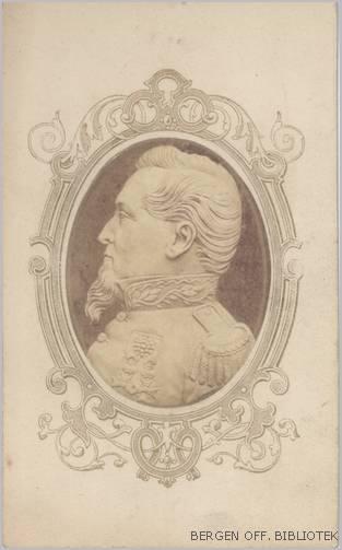[General Cobb, portrett, ca 1870]