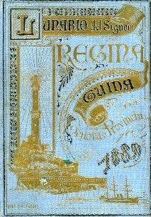 Image from object titled Lunario genovese per l'anno ... : guida amministrativa e commerciale di Genova e provincia