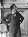 Bildnis Gustav Mahler (1860-1911)