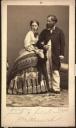 Pauline und Fürst Richard Metternich