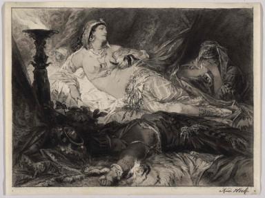 Hans Makart: Der Tod der Kleopatra