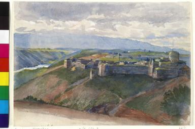 Burgruine Ostrožac