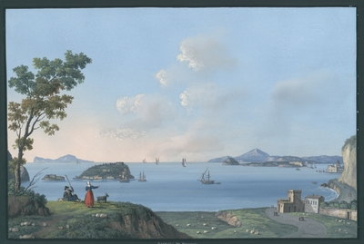 Image from object titled Bagnioli di Pozzuoli