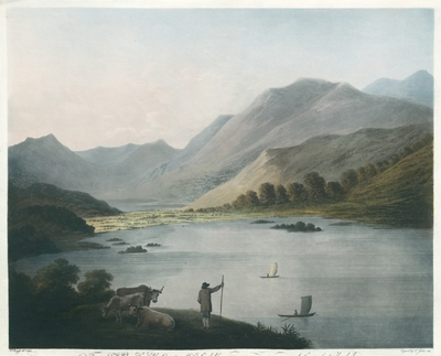 View of Cromack & Buttermere Lakes