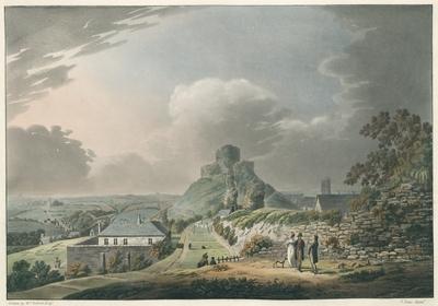 Launceston Castle, Cornwall