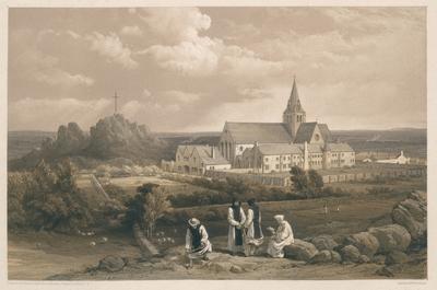 St. Bernard's Abbey, near Loughborough
