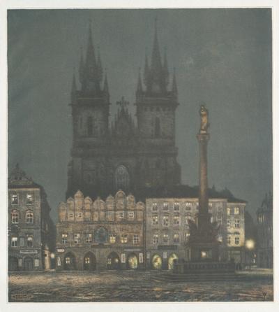 [ Prag - Teynkirche ] Titel fingert