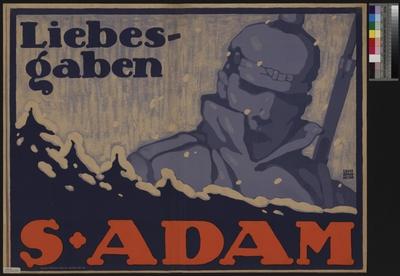 Liebesgaben S. Adam