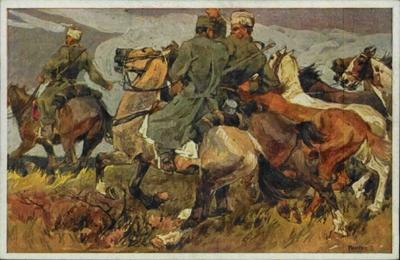 Infanterist Franz Weber