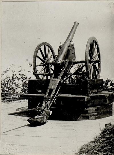 Image from object titled Geschütz Trient