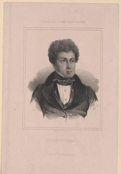 Image from object titled Dumas, Alexander