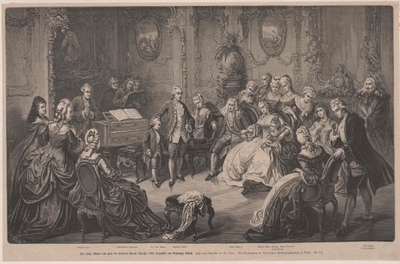 Mozart in Schönbrunn
