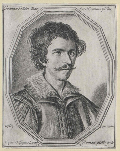 Guercino, Barbieri