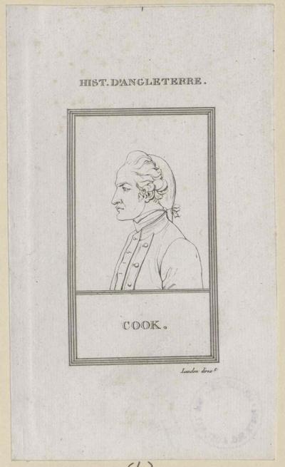Cook, James