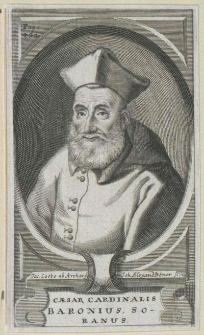 Baronius, Caesar