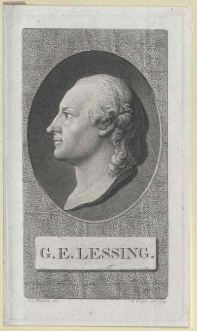 Lessing, Gotthold Ephraim