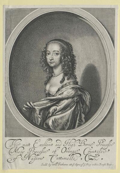 Maria Stuart, Prinzessin von England
