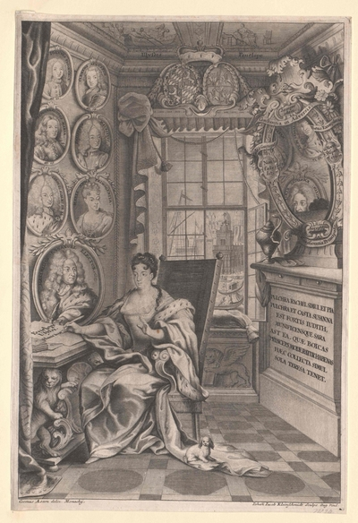 Sobieska, Theresia Kunigunde